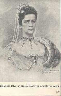 Empress Elisabeth of Austria Empress Sissi, The Empress, Austria, Princess Elizabeth, Austro Hungarian, Elisabeth, Romy Schneider, Her World, Photo Manipulation