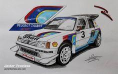 205 Turbo16 Evo