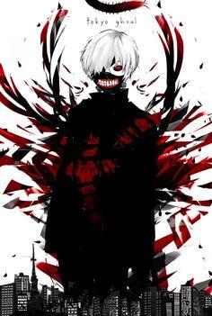 Resultado de imagen de tokyo ghoul