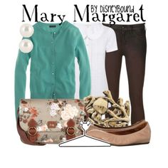 Mary Margaret by leslieakay