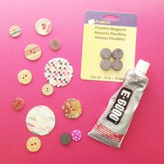 Little Bit Funky: 20 minute crafter - how to make a needle minder!
