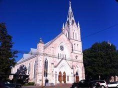 5) St. Mary's Catholic Church - Fredericksburg