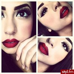 Snow white look