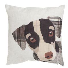 Wilko Dog Cushion 43x43cm