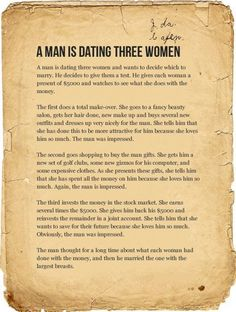 A Man is dating three women #humor #funny