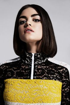 Lucy Hale – Photoshoot for Yahoo Style – March 2015