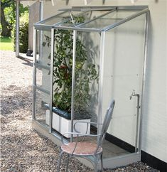 Bilde av Ida 900. glass balkongdrivhus