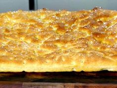 Classic Focaccia Recipe : Chef Anne shares her secrets and tips for making classic focaccia bread.