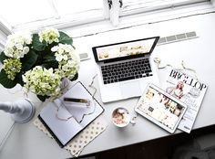 Laptops and phones have tonnes of neat features that can save you time in your work life, help you plan your week better and leave you with more time to actually see your friends, so here's a list of our favourite time saving tools for girls on the go!