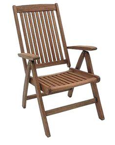 Eucalyptus Wood Position Chair x6