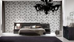 Stylish Design Furniture - Rossetto Nightfly Ebony Queen Bed, $2,506.25 (http://www.stylishdesignfurniture.com/products/rossetto-nightfly-ebony-queen-bed.html)