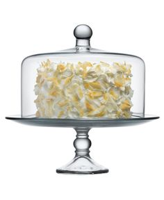 The Cellar Cake Stand, Selene with Dome - Serveware - Dining & Entertaining - Macy's