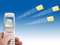 Mensaje SMS por cobrar del número 20985.