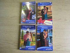 4 x Catherine George Mills & Boon Modern Romance Novels: TITLES: 1. The Italian