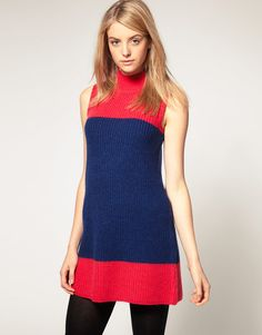 Another ASOS purchase. Color blocks <3