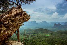 **Tab Kak Hang Nak Hill Nature Trail (a challenging trek, bring plenty of water!) - Ao Nang, Thailand