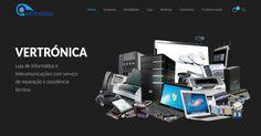 PUBLITESTE - Vertrónica - Website e loja  Já está no ar o novo site da Vertrónica. Venha conhecê-lo em vertronica.pt.  Saiba mais em  https://publimix.pt/teste/2017/06/22/vertronica-website-loja/ Visite o nosso site: https://publimix.pt
