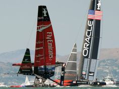 America's Cup likely to return to SF after hauling in $364 million