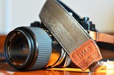 Metallic Silver Camera Strap suits for DSLR / SLR with by iMoShop, $26.00