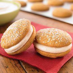 Gluten free pumpkin cookies recipe, plus a list of GF Halloween snack ideas!