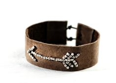 Bohemian Arrowhead DIY Bracelet | AllFreeJewelryMaking.com