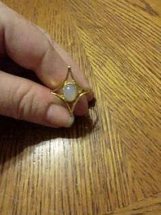 Vintage Sarah Coventry Star Shape Ring with by MixedDelights, $17.00