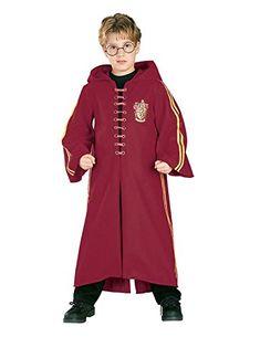Baoer Harry Potter Quidditch Kids Costume M Kids Costume @ niftywarehouse.com #NiftyWarehouse #HarryPotter #Wizards #Books #Movies #Sorcerer #Wizard