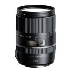 #Tamron 16-300 mm F3,5-6,3 Di II PZD #Macro #objektív, Sony fényképezőgépekhez. Az új tervezési megközelítés eredménye a létrehozott ultra-kompakt objektív.A legkiesebb fókusztávolság 16mm (35mm film formátumban: 24.8mm), mellyel próbál válaszolni a fogyasztók kérésére, akik szerettek volna szélesebb látószöggel fényképezni, mint amivel a hagyományos Zoom-objektívek rendelkeznek.