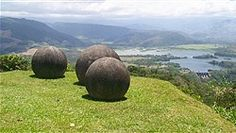 MSN Entertainment -Costa Rican stone spheres