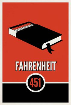 Fahrenheit 451 by Matt Owen Is is one of my favorite books from school, I love the design of it. Streaming Hd, Streaming Movies, Fahrenheit 451, Drama, Film Posters, Book Cover Design, Great Books, Amazing Books, Hd 1080p