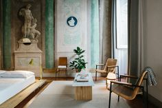 A 16th-Century Florentine Palazzo Is Transformed Into an Artist Residency - Dwell
