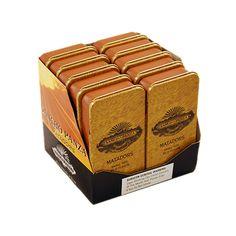 SANCHO PANZA MATADORS tins 10/10 SPECIAL! - http://cigarshopexpress.com/shop/cigars/cigars-sancho-panza/sancho-panza-matadors-1010/