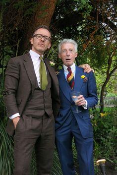 I appreciate the sartorial men among us who still wear suits.