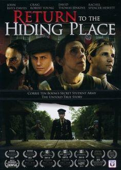 Return to Hiding Place - Dein Reich komme [Alemania] [DVD] Family Movie Night, Family Movies, Good Movies On Netflix, Movies To Watch, 80s Movies, Movies Showing, Movies And Tv Shows, Period Drama Movies, Period Dramas