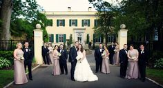 Meghan + Michael's Wedding : May 26, 2013 Bridal Party, Reception: The Woodlands, Photography: Imagine Studios
