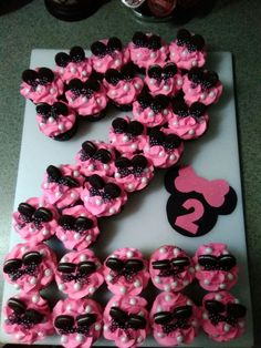 birthday trendy minnie party mouse ideas food pink 41 Trendy birthday party food pink minnie mouse 41 IdeasYou can find Minnie mouse party and more on our website Minnie Mouse Cupcake Cake, Minni Mouse Cake, Bolo Minnie, Minnie Mouse Birthday Cakes, Minnie Mouse Theme, Mickey Y Minnie, Pink Minnie, Mickey Mouse Birthday, Birthday Cupcakes