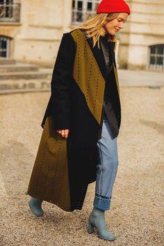Paris Fashion Week Street Style 2018 | British Vogue