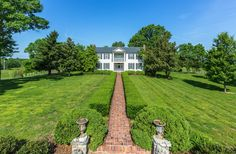 The Adalea is a historical, yet stunning venue space settled on 143 acres of lush, green land! It is the ideal for any Southern belle! Click the image to learn more. Photo credit: The Adalea