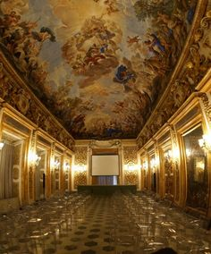 Gold Chapel - Palazzo Medici Riccardi, Firenze