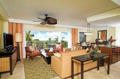 Interval International   Resort Directory Marriott's Kauai Lagoons Kalanipu'u