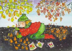 Can't Wait for Spring by floquilter, via Flickr