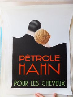 Vintage French Poster