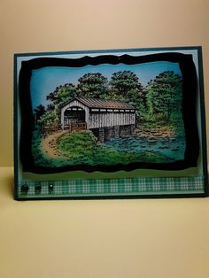 Check out this slide show of Janet's work over the years. Card Making Tutorials, Covered Bridges, So Little Time, Cardmaking, Stamping, Layouts, Scenery, Scrapbooking, Seasons