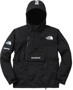 Supreme x The North Face Steep Tech Hooded Jacket