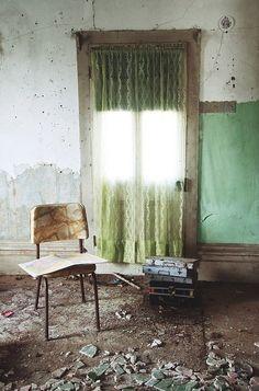 abandoned abandoned