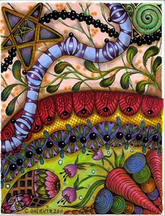 Doodle Daze Designs and Zentangles