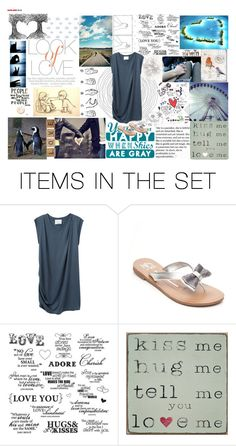 """""""Love collage"""" by juliehalloran ❤ liked on Polyvore featuring art"""