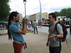 Documental Mochilero - Filmado durante 2010 y 2011, un viaje a dedo por 15 paises de Europa. Un Viaje de bajo presupuesto Utilizando redes como Couchsurfing....
