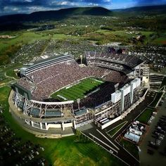 Beaver Stadium. The greatest place on earth!