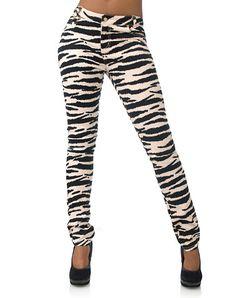 animal print pants haha